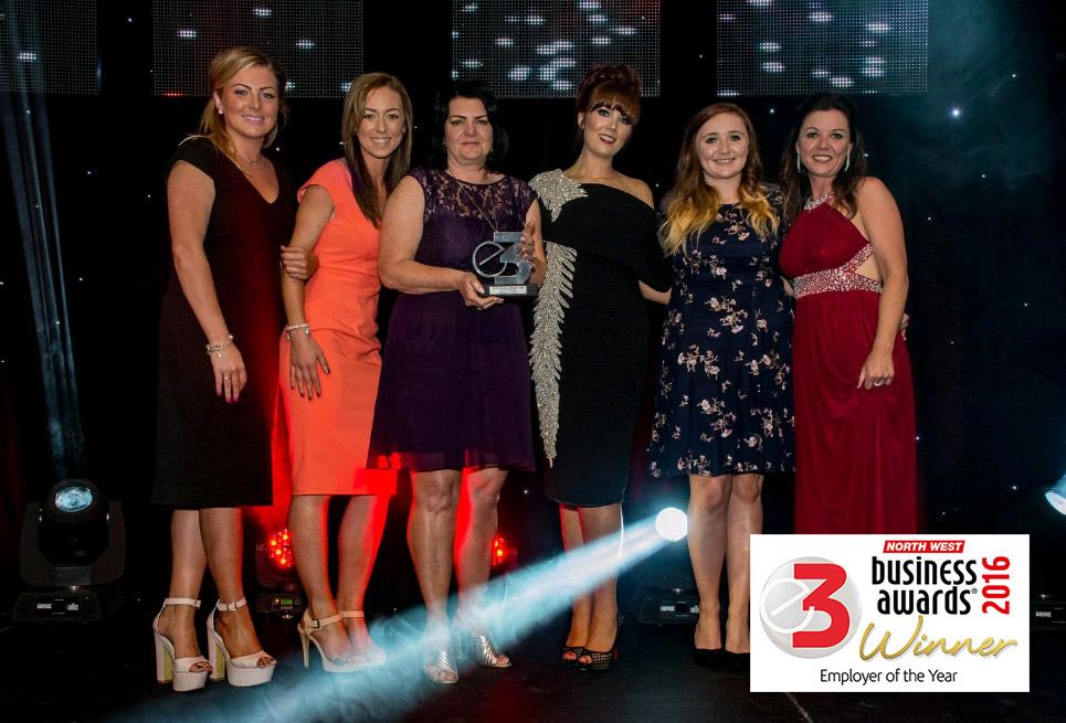 Jobwise winner E3 business awards