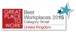 UK Best Small Workplaces 2015