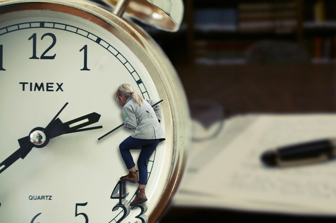 Time management is hard - Realistic approaches to time management in your day